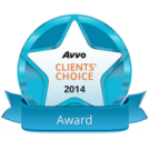 AVVO Client's Choice Winner